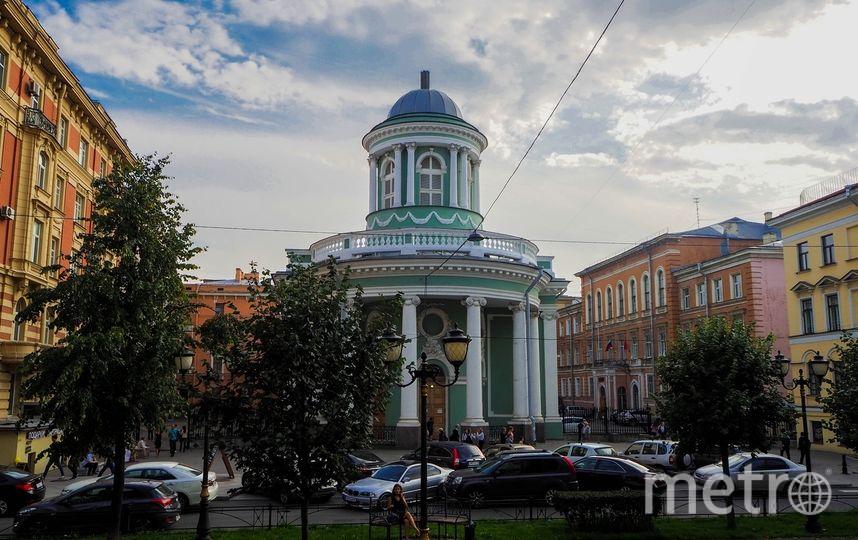 На Анненкирхе в Петербурге установят крест. Фото vk.com/annenkirche, vk.com