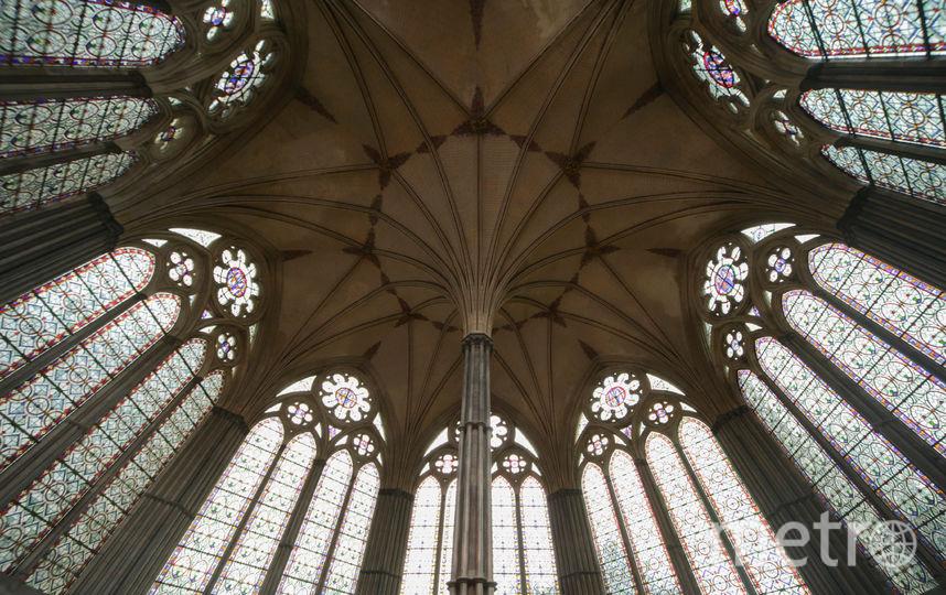 Солберийский собор. Фото Getty