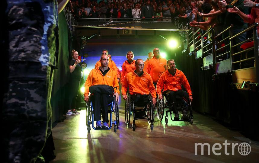 В Сиднее на концерте в честь финала Invictus Games. Фото Getty