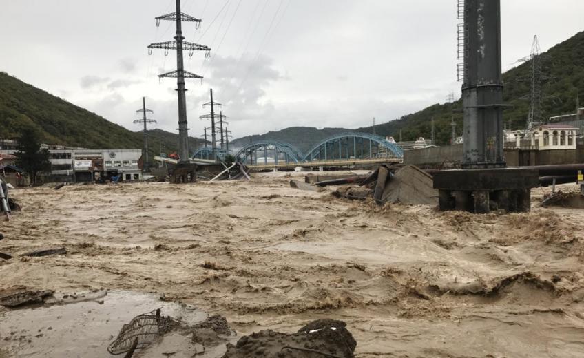 Число пострадавших от наводнения на Кубани выросло в 2,5 раза. Фото Twitter.com/kondratyevvi