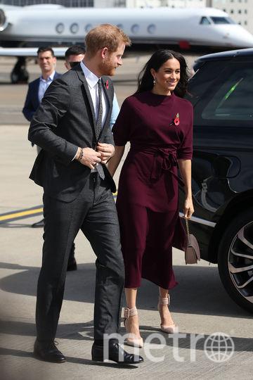 Герцог и герцогиня в Ноой Зеландии. Фото AFP