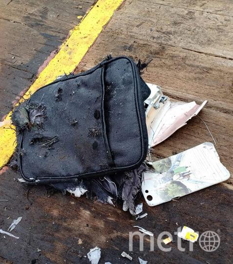 Boeing 737 потерпел крушение в Индонезии. Фото AFP