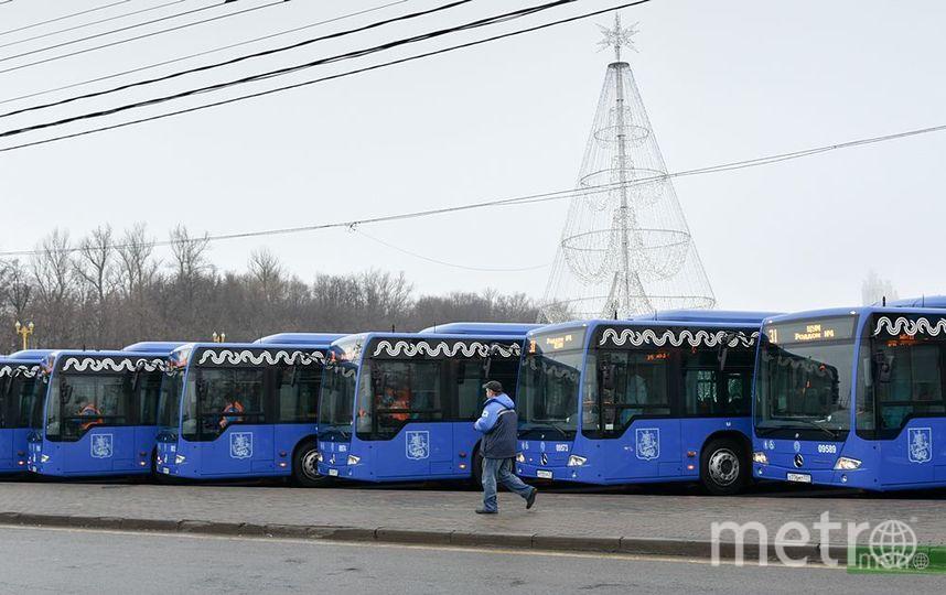 На участке Одинцово - Голицыно будут ходить компенсационные автобусы. Фото Василий Кузьмичёнок