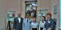 Школьники хранят память о Герое Советского Союза