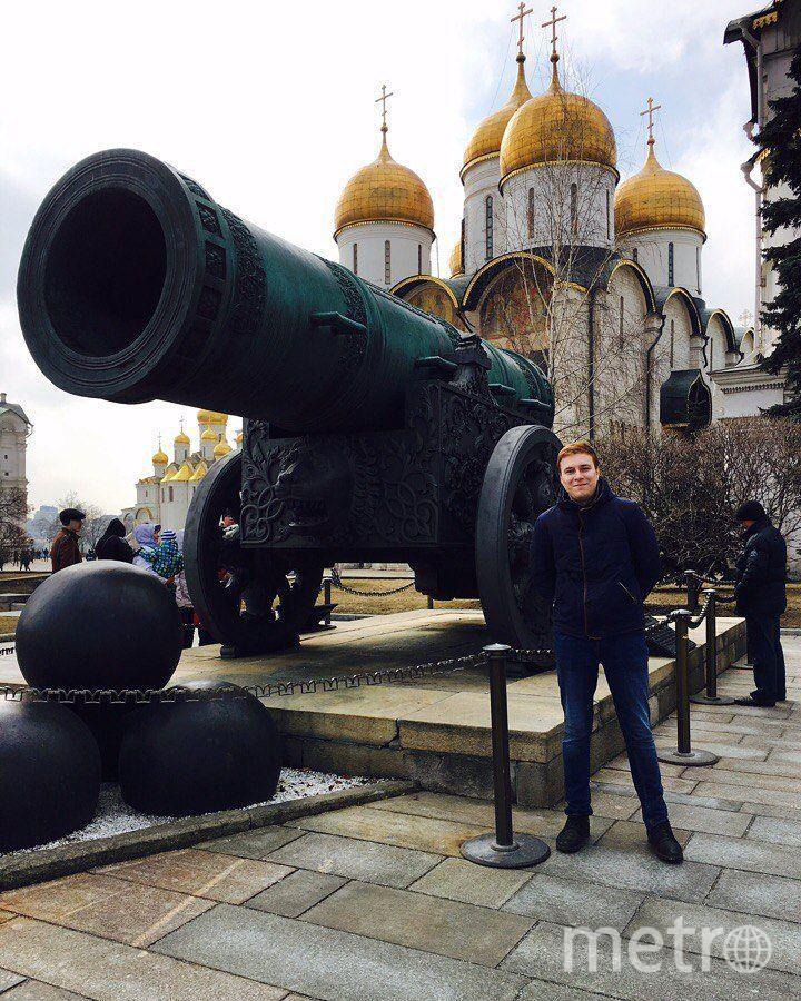 Никита Развозжаев. Фото Скриншот Instagram: @rusatikin