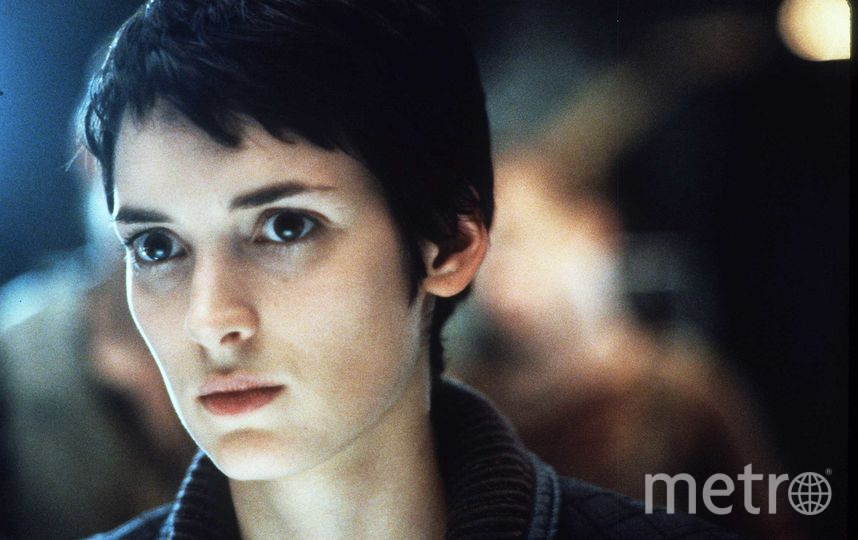 Вайнона Райдер в молодости. Фото Getty