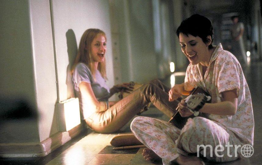 Вайнона Райдер и Анджелина Джоли. Фото Getty