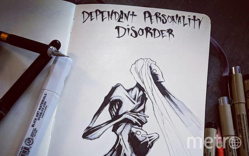 Зависимое расстройство личности. Фото Скриншот Instagram/shawncoss