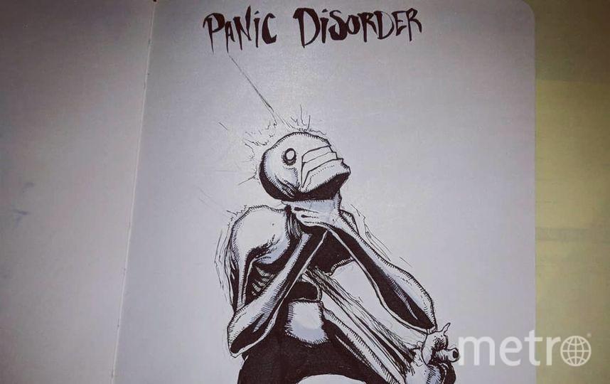 Паническое расстройство. Фото Скриншот Instagram/shawncoss