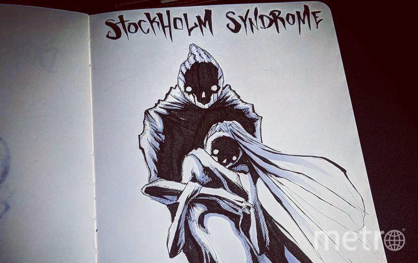 Стокгольмский синдром. Фото Скриншот Instagram/shawncoss