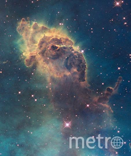 Десять самых загадочных звуков из космоса: Видео. Фото Getty