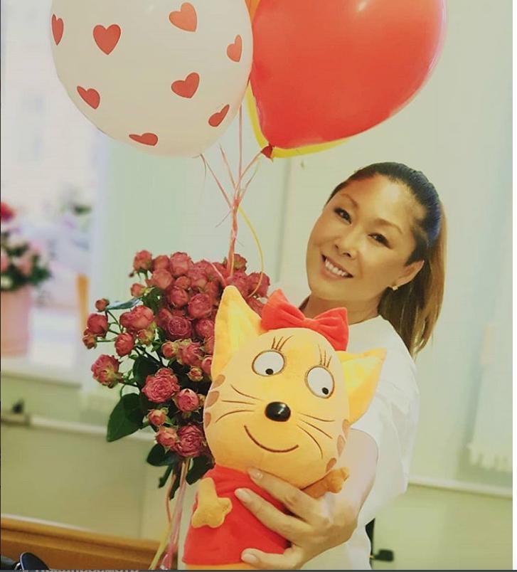 Анита Цой оказалась в больнице. Фото instagram.com/anitatsoy