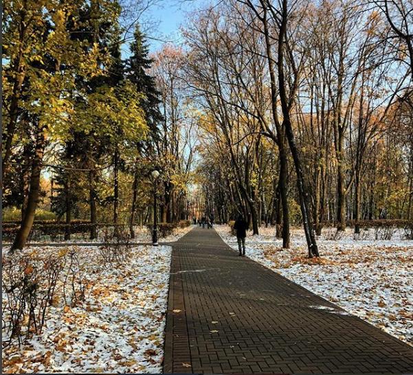 Скриншот instagram.com/irapushkareva/.