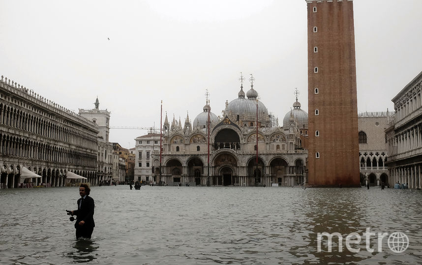 Венеция. Фото AFP