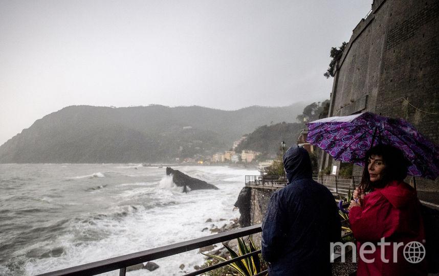 В Италии бушует стихия. Фото AFP