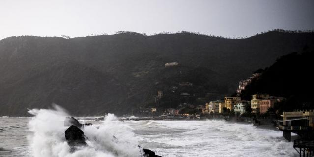 В Италии бушует стихия.