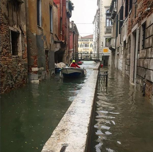 Венеция. Фото Скриншот instagram.com/croquo/?hl=ru.