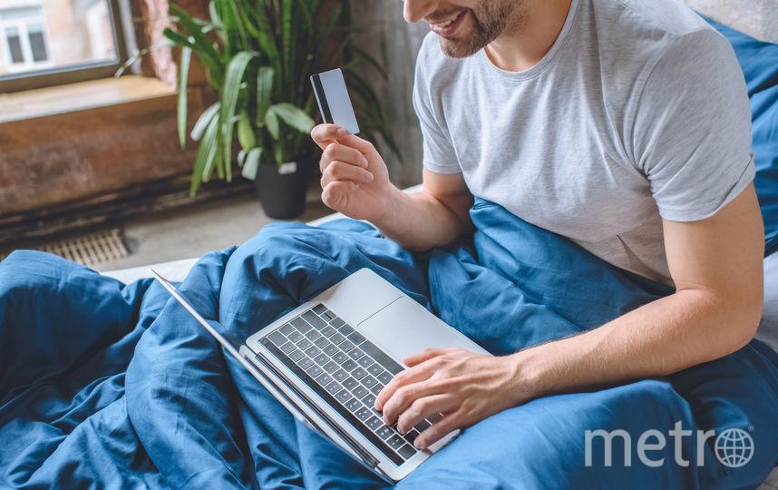От 50 до 60% всех кредитов в ближайшую пятилетку можно перевести в онлайн. Фото depositphoto