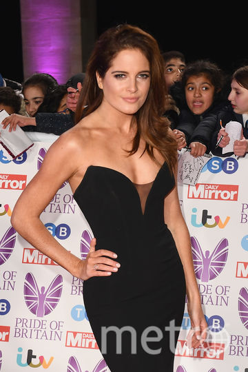Pride of Britain Awards-2018. Binky Felstead. Фото Getty