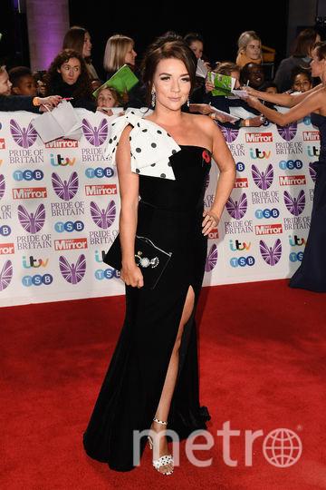Pride of Britain Awards-2018. Кэндис Браун. Фото Getty