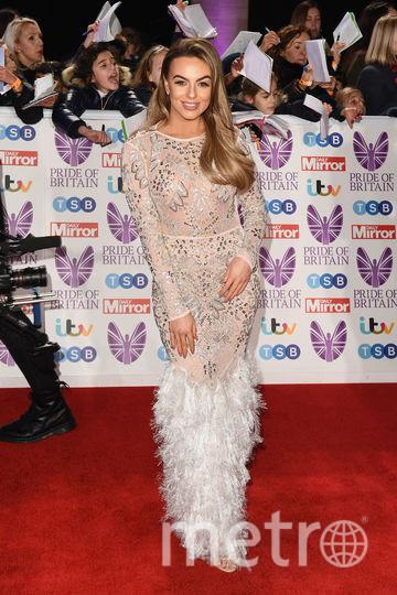 Pride of Britain Awards-2018. Рози Уильямс. Фото Getty