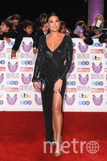 Pride of Britain Awards-2018. Джессика Райт. Фото Getty