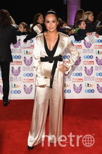 Pride of Britain Awards-2018. Хитер Уотсон. Фото Getty