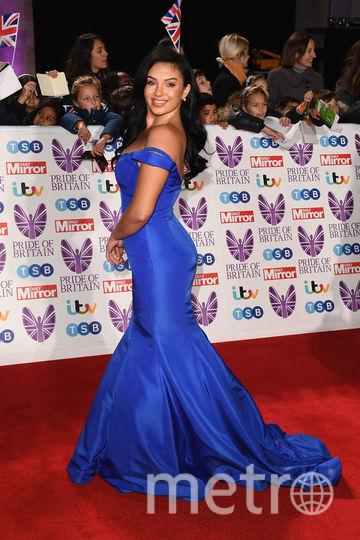Pride of Britain Awards-2018. Александра Крейн. Фото Getty