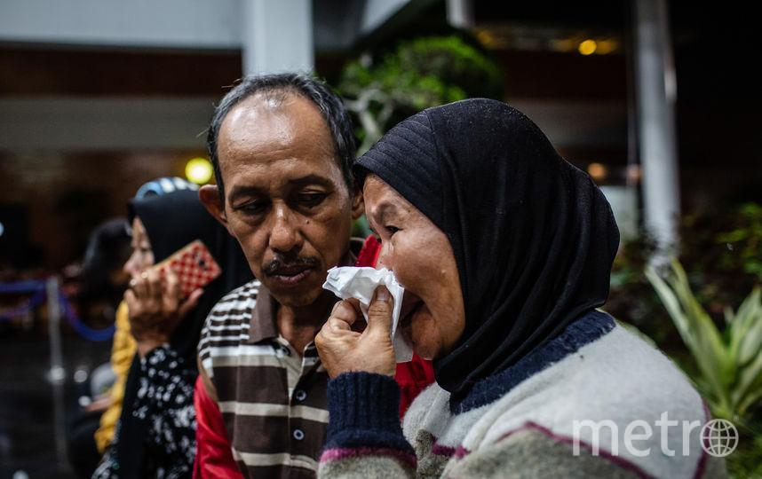 В Джакарте идет спасательная операция. Фото Getty