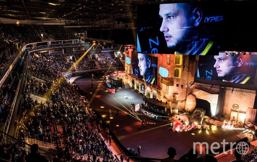 Киберспортивные турниры – это настоящее шоу. Фото Предоставлено организаторами
