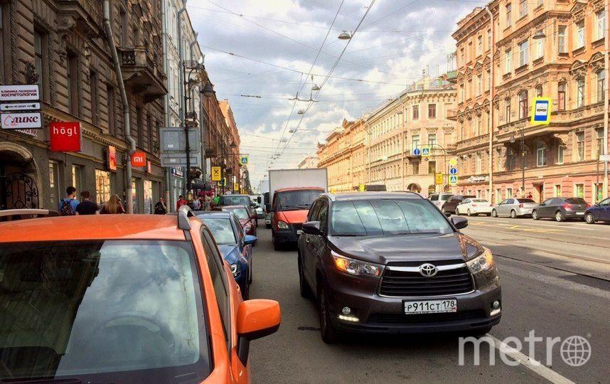 Активисты Петербурга проведут рейд по нарушениям правил парковки. Фото Красивый Петербург, vk.com