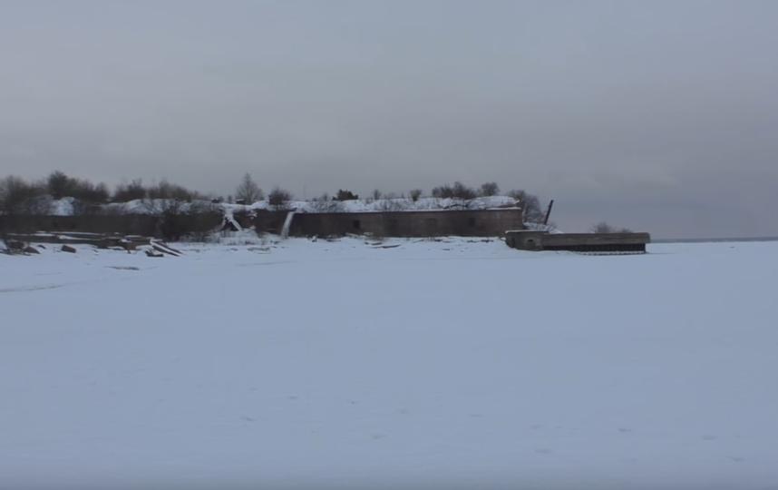 6-й Северный форт. Фото Скриншот Youtube