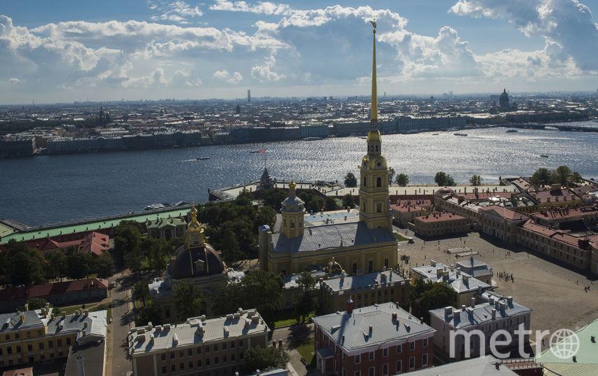 Петропавловская крепость. Фото Getty