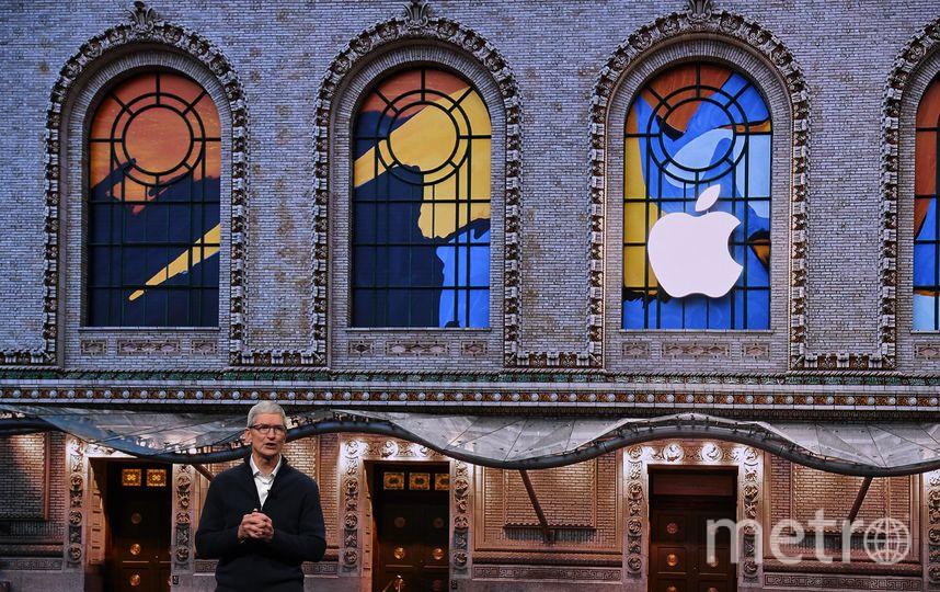 Apple презентовали новые Mac Mini, MacBook Air и Aipad Pro. Фото AFP