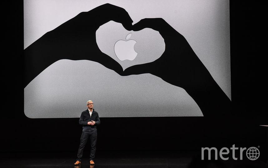 Apple презентовали новые Macbook Air. Фото AFP