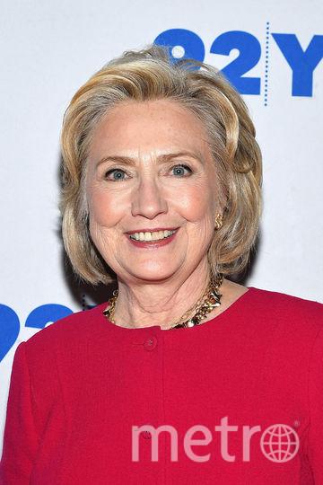 Хиллари Клинтон. Фото AFP