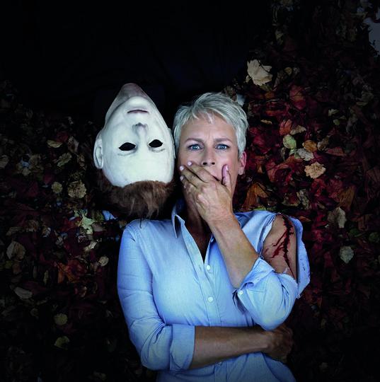 """Джейми Ли Кёртис рассказала о продолжении культового хоррора """"Хеллоуин"""". Фото Предоставлено организаторами"""