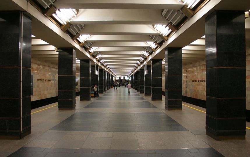 В Петербурге к 2043 году планируется построить десятки новых станций метро. Фото Wikipedia
