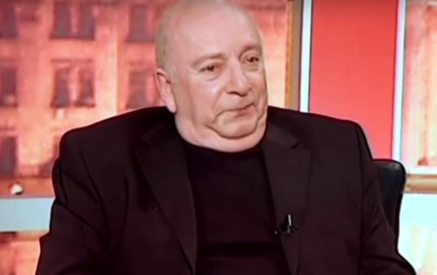 Давид Черкасский, участие в телепередачи, архив. Фото Все - скриншот YouTube