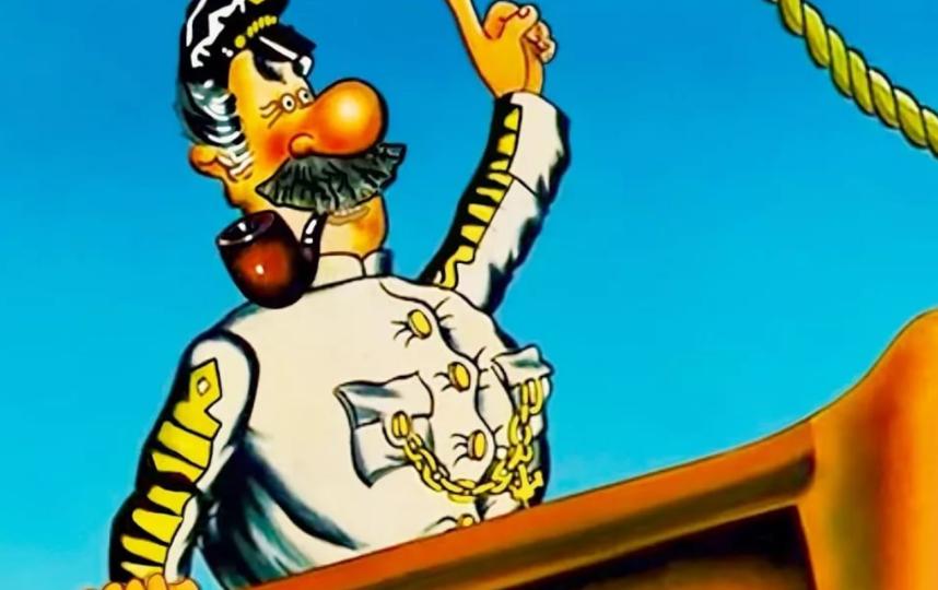 """Кадры из мультфильма """"Приключения капитана Врунгеля"""". Фото Все - скриншот YouTube"""