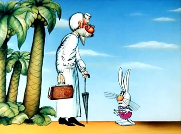"""Кадры из мультфильма """"Доктор Айболит"""". Фото Все - скриншот YouTube"""