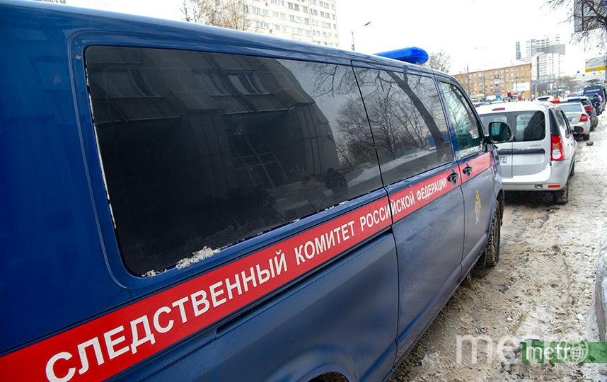 СК проводит проверку по факту травмирования двух девушек в московском ТЦ. Фото Василий Кузьмичёнок