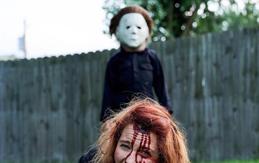 Стиви в образе. Фото Instagram.com/horrorstevie