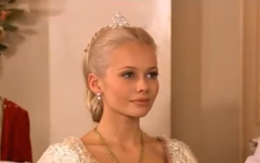 """Сериал """"Бедная Настя"""". Елена Корикова. Фото Скриншот Youtube"""