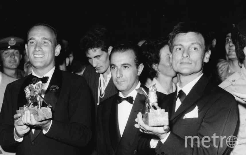 BBC опубликовали рейтинг 100 лучших фильмов на иностранных языках. Туда вошли 4 картины Андрея Тарковского (на фото справа). Фото Getty