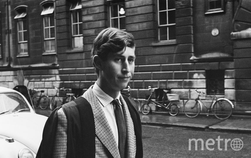 Принц Чарльз, 1967 год. Фото Getty