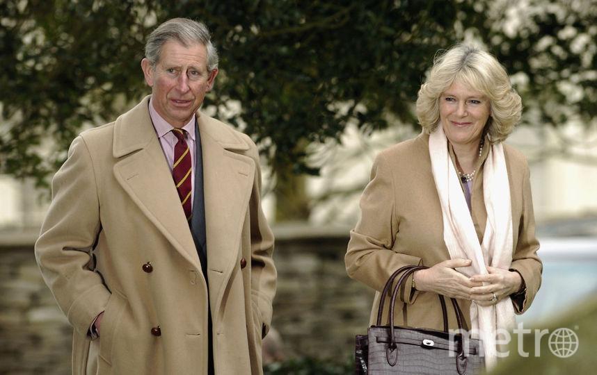 Принц Чарльз со второй женой Камиллой. Фото Getty
