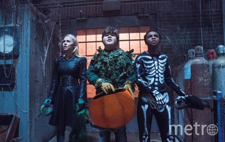 """Кадр из фильма """"Ужастики 2: беспокойный Хэллоуин"""". Фото WDSSPR"""