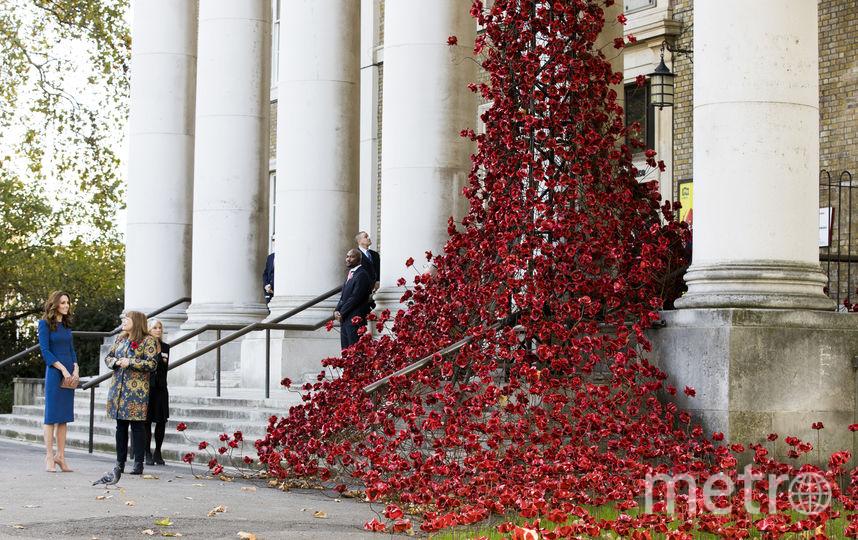 Возле Имперского военного музея. Фото Getty