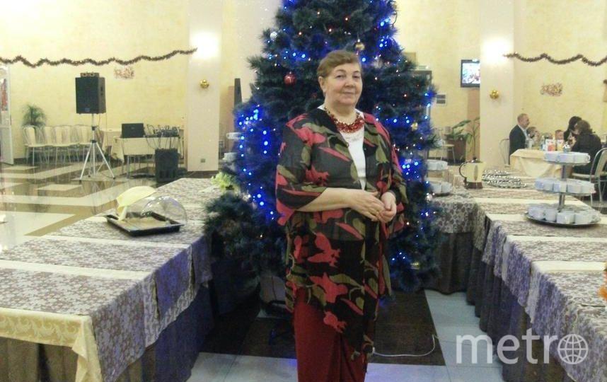 "Людмила Макарова. Фото ""Metro"""